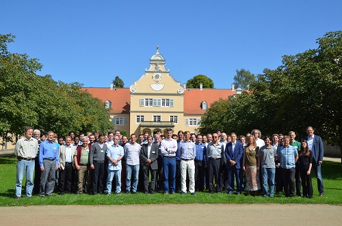 Participants at RS3 Darmstadt 2017